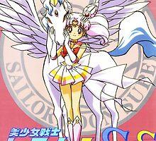 Sailor Chibi Moon by amppharos