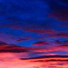 Dramatic Sky by Kenneth Keifer