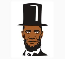 OBAMA LINCOLN UNITED by Sam Dantone
