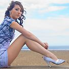 On the beach by b8wsa