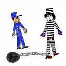 Willy Wonka Goes To Jail by Fotis