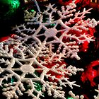 Christmas  Flakes by Lyndsay81