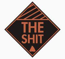 The shit (Orange)  by xtrolix