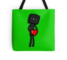 Enderbro Finds A Heart Tote Bag