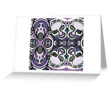 Scare it yourself. Greeting Card