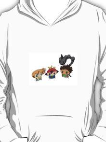 PocketDoodle Pokemon Team T-Shirt