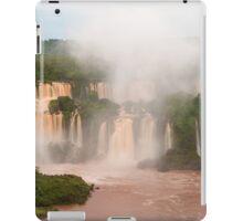 The Red Falls of Iguazu, Argentina/Brazil border #3 iPad Case/Skin