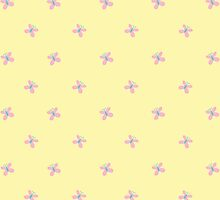 Fluttershys Mark by Hoshi-Hana