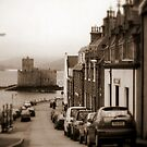 Barra - Shops & Castle by Larry Lingard/Davis