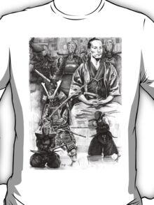 Yamaoka Tessyu - Kendo T-Shirt