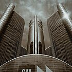 Renaissance Center by James Howe