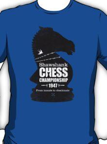 Shawshank Chess Comp T-Shirt