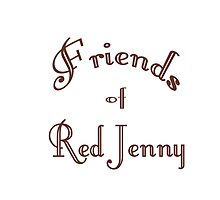Friends of Red Jenny by Greven