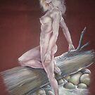 Nude by Ken Tregoning