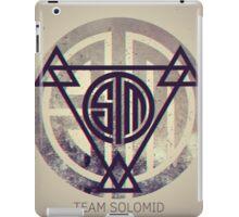 TSM Grunge iPad Case/Skin
