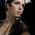 cabaret queen by Maree Spagnol Makeup Artistry (missrubyrouge)