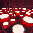 Red Drums by hinting