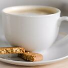 Coffee and biscuit by JEZ22