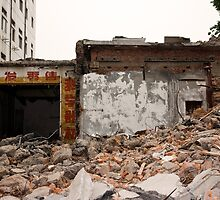Beijing under destruction 1 by dominiquelandau