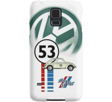 Herbie 53 THE LOVE BUG CAR VW iphone cased Samsung Galaxy Case/Skin