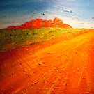 Outback Road ~~Australia by gillsart