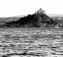 "UK: ""St Michael's Mount"", Cornwall by Kelly Sutherland"
