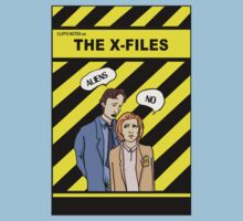 cliffs notes on the x-files Kids Clothes
