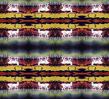 Abstract Stag by abbydevries