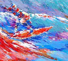 shortboard splash by gerardo segismundo