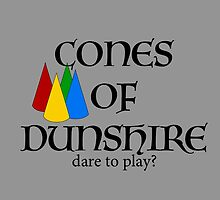 Cones of Dunshire by GeekyToGo