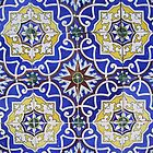 Valenciano Tiles. by John  Smith