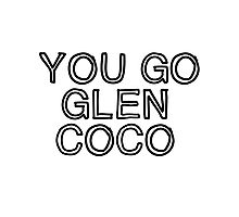 Four for you Glen Coco... Photographic Print