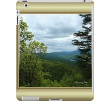 Fern Lake near Cumberland Gap iPad Case/Skin