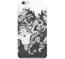 Girl and Spine, Pt. 1 iPhone Case/Skin