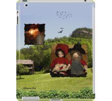 Anniversary ~ Dolls from Gladie Creek iPad Case/Skin