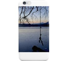 Sunset at Inchmahome iPhone Case/Skin