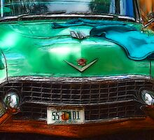 Emerald Caddy! by George  Link