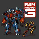 Bay Former Six by ninjaink