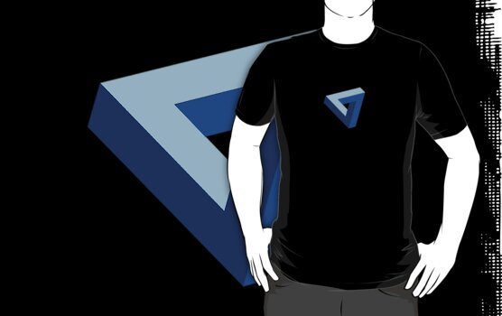 penrose triangle by marcvanbemmel