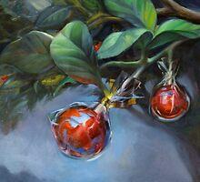 Candy Tree by MarisaLuArt