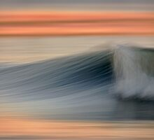 West Beach Wave by David Orias