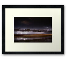 Left Framed Print