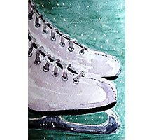 To Skate Photographic Print