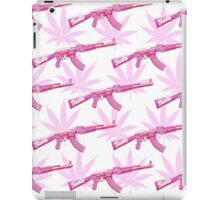 Barbie, Guns & Weed iPad Case/Skin