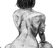 NUDE 1 by David Lumley