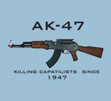 AK 47 by stevegrig