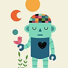 Robot Dreams by AndyWestface