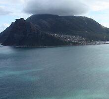 Cape Town View by lamathojo