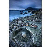 Elgol twilight : Isle of Skye Photographic Print