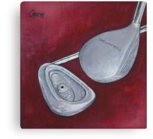 90's Golf Canvas Print